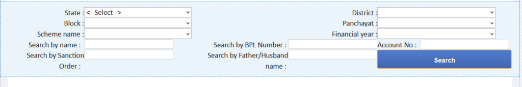 IAY Search List