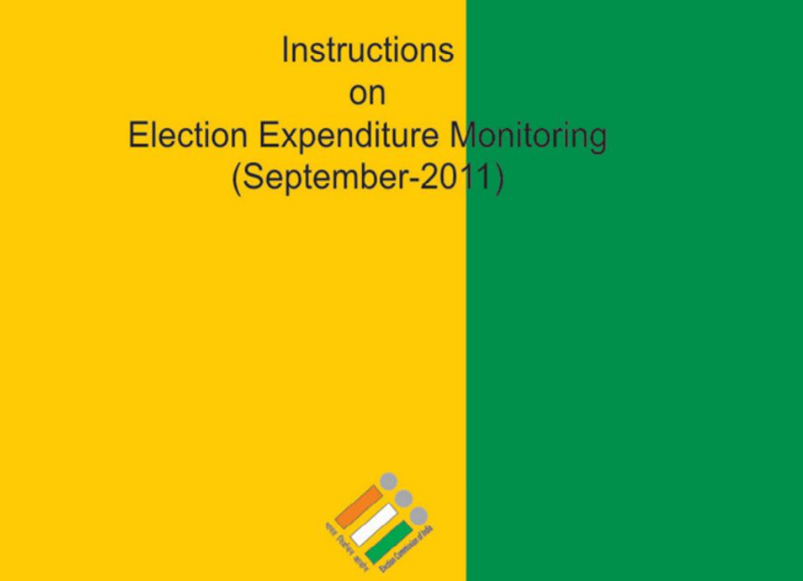 Election expenditure monitoring monitoring guidelines